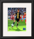 Sebastien Le Toux 2010 Action Framed Photographic Print