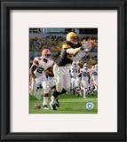 Heath Miller 2010 Action Framed Photographic Print