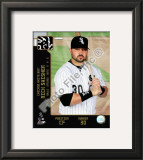 Nick Swisher Framed Photographic Print