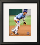 Evan Longoria 2010 Framed Photographic Print