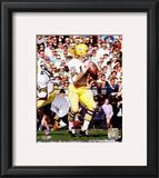 Bart Starr SuperBowl II 1968 Action Framed Photographic Print