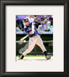 Chase Headley 2010 Framed Photographic Print