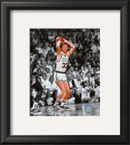 Larry Bird Framed Photographic Print