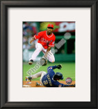 Chone Figgins Framed Photographic Print