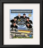 Pittsburgh Penguins 2011 NHL Winter Classic Composite Framed Photographic Print