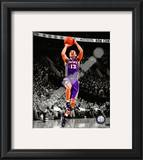 Steve Nash 2010-11 Spotlight Action Framed Photographic Print