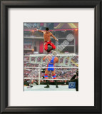 Evan Bourne Wrestlemania Framed Photographic Print