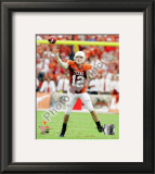 Colt McCoy University of Texas Longhorns 2007 Framed Photographic Print