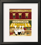 Love to Cook Market Print by Dan Dipaolo