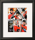 Philadelphia Flyers 2009-10 Eastern Conference Champions Team Framed Photographic Print