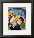 La vida campesina, 1925 Imágenes por Marc Chagall
