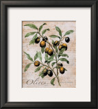 Olives Print by Renee Bolmeijer