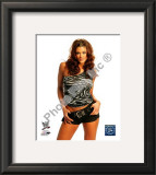 Eve Posed Framed Photographic Print