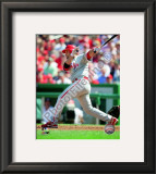 Placido Polanco 2010 Framed Photographic Print