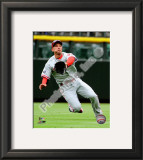 Raul Ibanez 2010 Framed Photographic Print