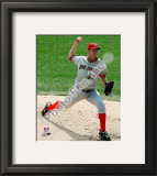 Stephen Strasburg 2010 (Harrisburg Senators) Framed Photographic Print