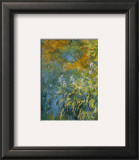 Yellow Iris Poster by Claude Monet