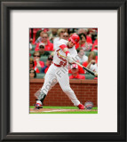 Skip Schumaker 2010 Framed Photographic Print