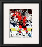Jonathan Toews 2010-11 Action Framed Photographic Print