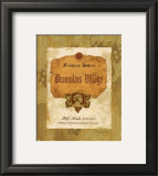 Beaujolais Village Prints by Pamela Gladding