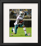 Brandon Marshall 2010 Action Framed Photographic Print