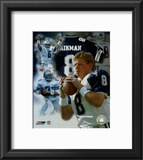 Troy Aikman Legends Composite Framed Photographic Print