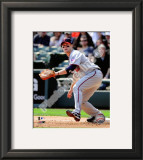 Justin Morneau 2010 Framed Photographic Print