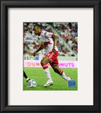 Thierry Henry 2010 Action Framed Photographic Print