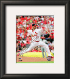 Chris Carpenter 2010 Framed Photographic Print