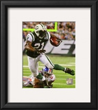 LaDanian Tomlinson 2010 Action Framed Photographic Print