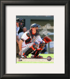 Matt Wieters 2010 Framed Photographic Print