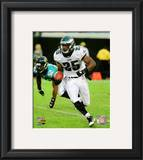 Lesean McCoy 2010 Action Framed Photographic Print