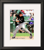 Gordon Beckham 2010 Framed Photographic Print