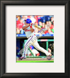Carlos Ruiz 2010 Framed Photographic Print