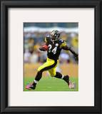 Rashard Mendenhall 2010 Action Framed Photographic Print