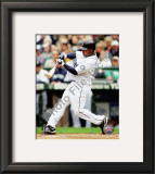 Chone Figgins 2010 Framed Photographic Print