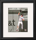 Jacoby Ellsbury 2010 Spotlight Action Framed Photographic Print