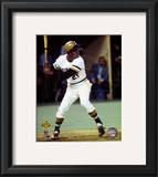 Roberto Clemente 1971 World Series Framed Photographic Print