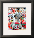 Andy Pettitte 2010 Framed Photographic Print