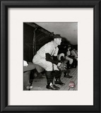 Lou Gehrig Posed Framed Photographic Print
