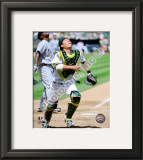 Kurt Suzuki 2010 Framed Photographic Print