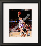 Steve Nash 2009-10 Playoff Framed Photographic Print