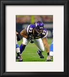 Kevin Williams 2010 Action Framed Photographic Print