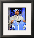 Ndamukong Suh 2010  2 Draft Pick Framed Photographic Print