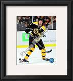Zdeno Chara 2010-11 Action Framed Photographic Print