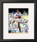 Barry Zito 2010 Framed Photographic Print