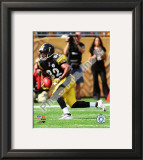 Antwaan Randle El 2010 Action Framed Photographic Print