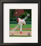 Cliff Lee Framed Photographic Print