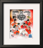 2009-10 NHL Stanley Cup Matchup Framed Photographic Print