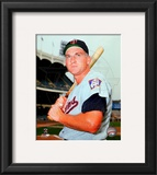 Harmon Killebrew Posed Framed Photographic Print